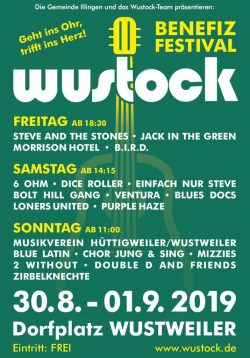 BoltHill Gang bei Wustock 2019