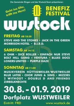 BoltHill Gang bei Wustock 2019